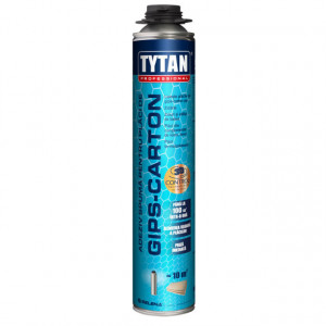Tytan Gips-Carton - Adeziv rigips Spuma pentru Placi de Gips-Carton 750 ml