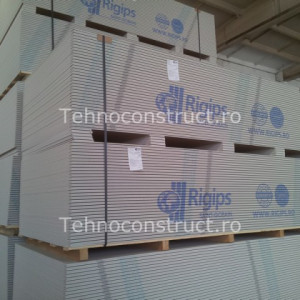 Placa gips-carton Rigips RB 12.5mm (2600mmx1200mm)