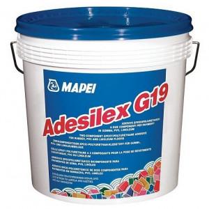 Adesilex G19 - Adeziv pentru Pardoseli Sportive, Gazon Sintetic, Covoare, Linoleum 10 kg