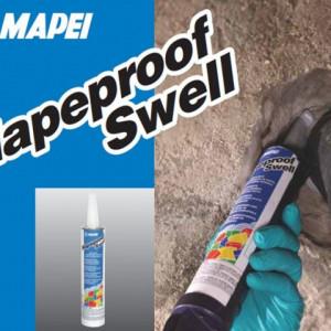 Mapeproof Swell - Mastic Hidroexpansiv pentru Sigilare Tevi si Conducte in Beton