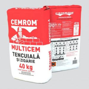 Cemrom - Tencuiala si Zidarie 40 kg