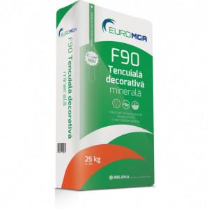 F90 Tencuială Decorativă Minerală - 25 kg
