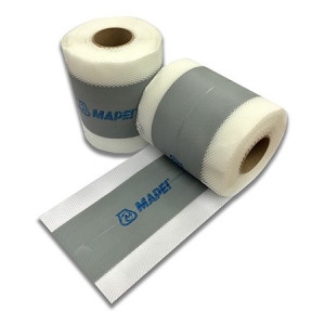 Mapeband PE 120 - Banda Elastica PVC pentru Etansare Rosturi si Imbinari