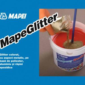 Mapeglitter - Fulgi Colorati Metalizati pentru chitul Kerapoxy Design