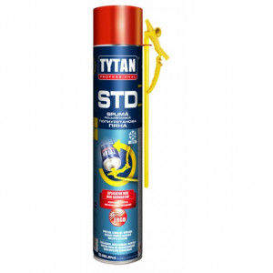 STD ERGO IARNA - Spuma Poliuretanica pentru Etansari la Temperaturi Foarte Scazute - Tub 750 ml