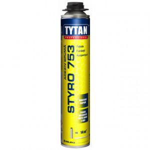 Tytan Styro 753 - Adeziv Spuma Polistiren Expandat si Extrudat 750 ml
