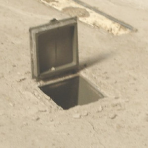 Cutie Patrata pentru Montaje in Beton Plasty Ancor