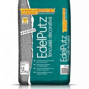 EDELPUTZ - Tencuiala Decorativa Minerala 25 kg
