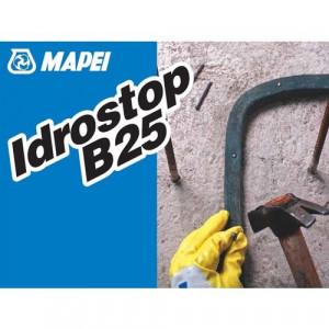 Idrostop B25 - Cordon Bentonitic pentru Etansarea Rosturilor de Turnare 5 m