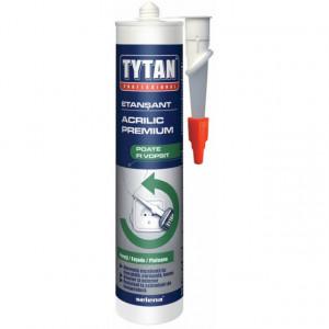 Premium - Etansant Acrilic pentru Imbinari Interioare si Exterioare - Tub 280 ml