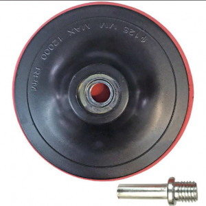 Suport Disc Abraziv cu Arici 125 mm