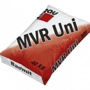 Baumit MVR Uni - Tencuiala Universala Var-Ciment Alba pentru Interior si Exterior