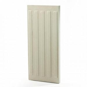 FireBoard - Placa Rezistenta la Temperaturi Inalte Aspect Striat (500 x 220 x 28 mm)