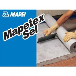 Mapetex Sel - Plasa Antifisuri din Polipropilena pentru Hidroizolatii - rolă 25 m