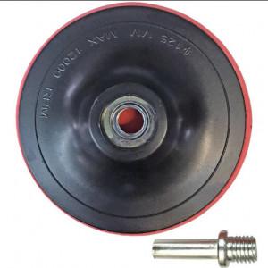 Suport Disc Abraziv cu Arici 125 mm