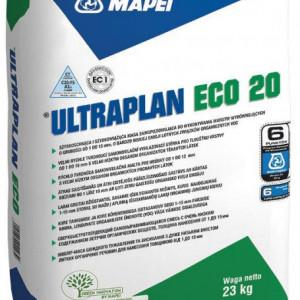 Ultraplan Eco-20 - Sapa Autonivelanta cu Hidratare Rapida si Uscare Ultrarapida 23 kg