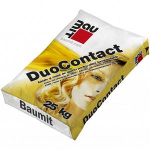 Baumit DuoContact - Adeziv si Masa de Spaclu pentru Polistiren si Vata Bazaltica 25 kg