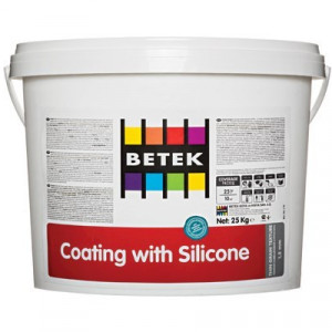 Betek Coating Silicon - Tencuiala Acrilica cu Silicon 1,5 mm