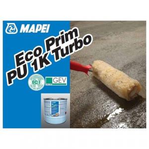 Eco Prim PU 1K TURBO - Amorsa Impermeabilizare Sape, cu Intarire Rapida