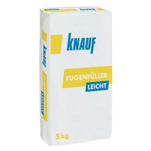Knauf FUGENFULLER 5 kg - Umplere si Finisare Rosturi Gips-carton