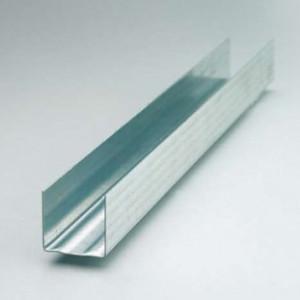 Profil pentru placari/tavane Knauf UD 28 (UW 30) - 0,6mm, 3ml