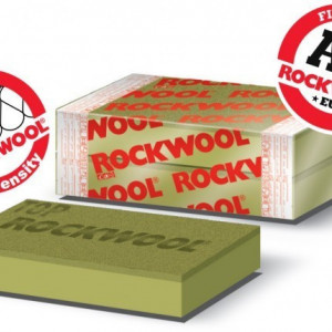 Vata Bazaltica ROCKWOOL Multirock Standard, 28 kg/mc, λ=0,039 W/mK /bax