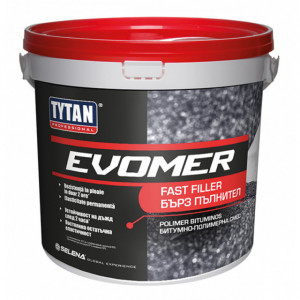 Evomer Fast Filler - Chit Bituminos pentru Reparatii Acoperis