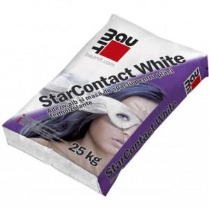 Baumit StarContact White - Adeziv Alb pentru Termosisteme de Polistiren sau Vata Bazaltica 25 kg