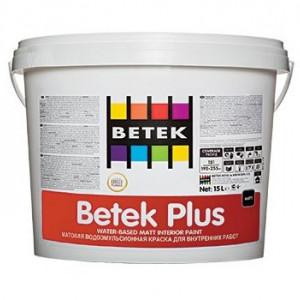 Betek Plus - Vopsea Lavabila Mata de Interior
