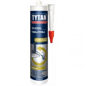 Tytan Silicon Neutru pentru Etanşare Rosturi, Montare Geamuri - Tub 280 ml.