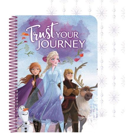 Carnetel de notite Disney Frozen Ice Magic 3D A5 SunCity ARJ002787B
