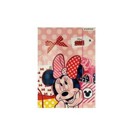 Mapa cu elastic A4 Minnie Couture SunCity SPK352912A