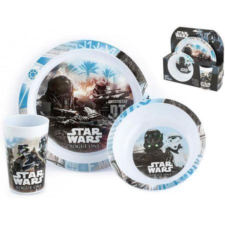 Set 3 piese Star Wars Lulabi 8330700