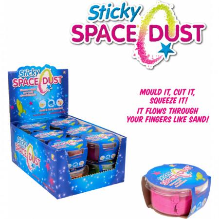 Nisip Kinetic Sticky space dust Keycraft KCNV215