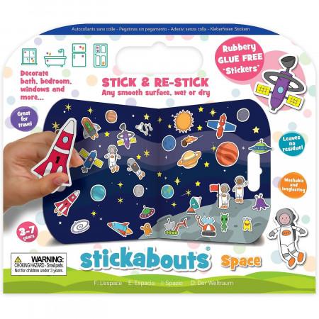 Stickere Spatiu Stickabouts Fiesta Crafts FCT-2892
