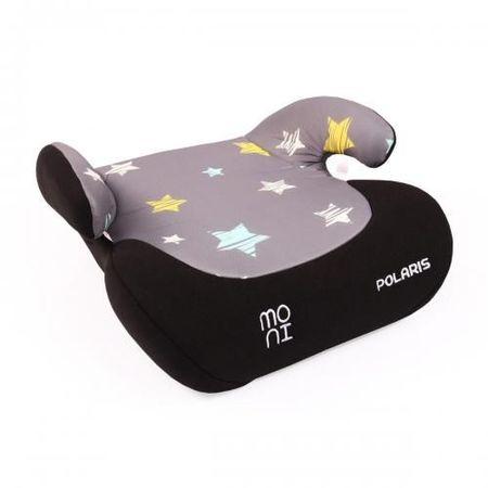 Inaltator auto copii 15-36 kg Moni Polaris Stars