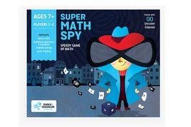 Joc matematic - Super Spionul