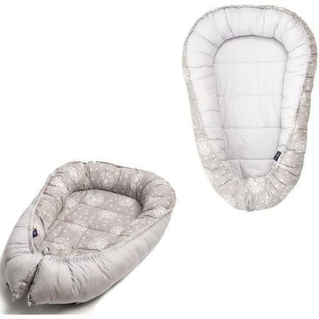 Protectie somn cu 2 fete Baby Nest Womar Zaffiro AN-BN-02