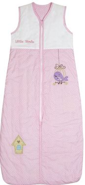 Sac de dormit Pink Bird 18-36 luni 2.5 Tog