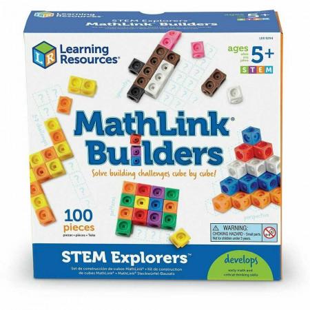 Set MathLink - Constructii 3D