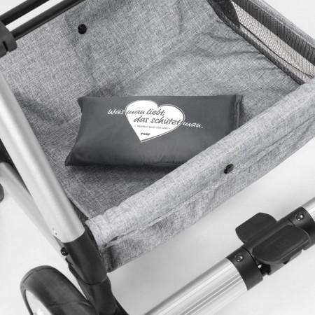 Plasa de protectie impotriva soarelui si a insectelor REER ShineSafe Bite pentru carucioare de bebelusi