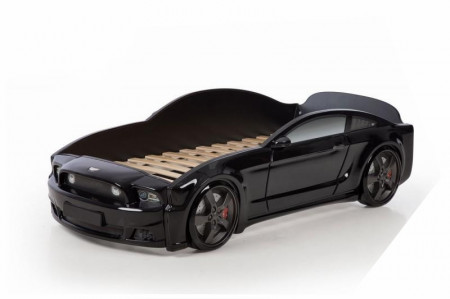 Pat masina Light-MG 3D Negru
