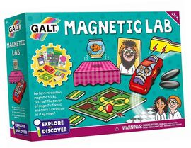 Poze Set experimente - Magnetic Lab