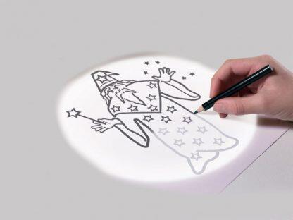 Proiector pentru desen - Taramul basmelor