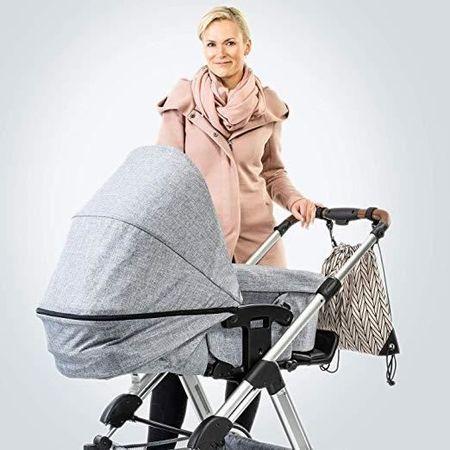 Rucsac organizator pentru carucioare de bebelusi Reer Clip&Go Bag 84082