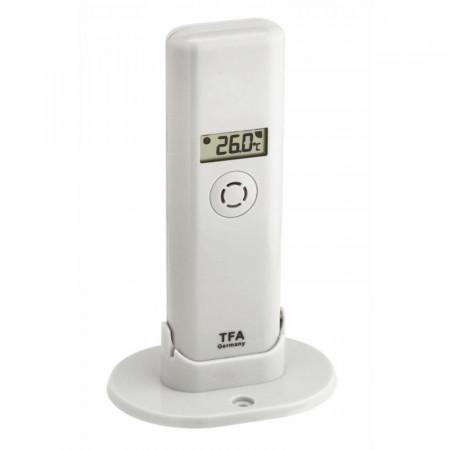 Sistem meteo SmartHome cu senzori wireless si comunicare cu smartphone WEATHERHUB, TFA 31.4008.02