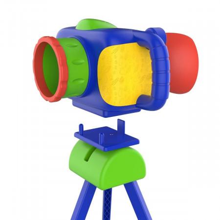 GeoSafari - Camera vorbitoare