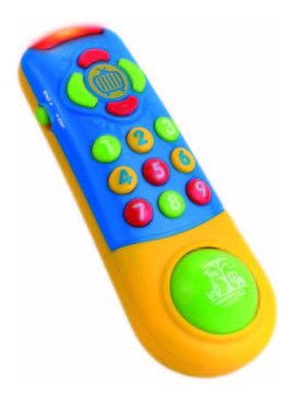 Jucarie interactiva - Prima mea telecomanda