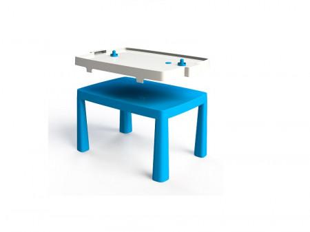 Set masa copii+scaun taburet MyKids 04580/1 Albastru