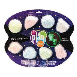 Spuma de modelat reflectorizanta Playfoam™ - Set 8 buc